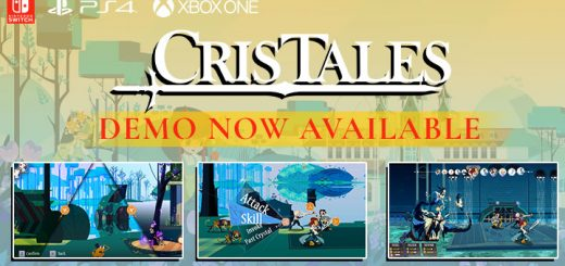 Cris Tales, Dreams Uncorporated, Syck, Modus Games, US, North America, Europe, Release Date, Gameplay, Features, Price, Pre-order now, PS4, Playstation 4, XONE, Xbox One, Switch, Nintendo Switch, Demo Now Available, news, update