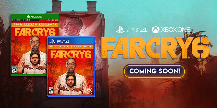 Far Cry, Far Cry 6, Ubisoft, PlayStation 4, Xbox One, PlayStation 5, Xbox Series X, PS4, PS5, XONE, XSX, gameplay, features, release date, price, trailer, screenshots, US, Europe, Japan