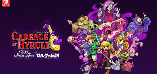 Cadence of Hyrule: Crypt of the NecroDancer featuring The Legend of Zelda, Cadence of Hyrule, The Legend of Zelda, Nintendo Switch, Switch, US, Japan, Nintendo, gameplay, features, release date, price, trailer, screenshots