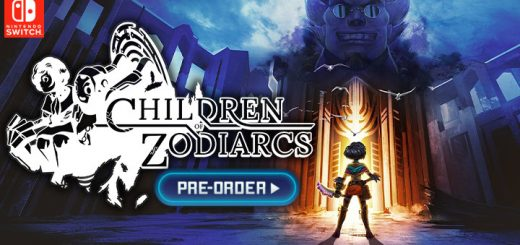 Children of Zodiarcs, Nintendo Switch, Switch, Europe, Price, Pre-order, Red Art Games, Trailer, Physical Release, Physical Version, Cardboard Utopia, Features, Screenshots