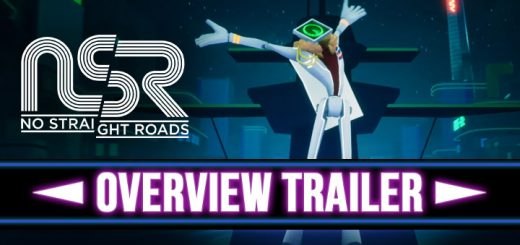 No Straight Roads, Metronomik, Sold Out Games , PS4, Playstation 4, US, North America, Europe, Release Date, Gameplay, Features, Price, Pre-order now, New Gameplay Trailer, Switch, Nintendo Switch, XONE, Xbox One, news, update, Overview Trailer, 101 Trailer, What is No Straight Roads? Trailer
