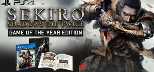 Sekiro: Shadows Die Twice, Sekiro, Activision, FromSoftware, PlayStation 4, PS4, Japan, gameplay, features, release date, price, trailer, screenshots, Game of the Year Edition