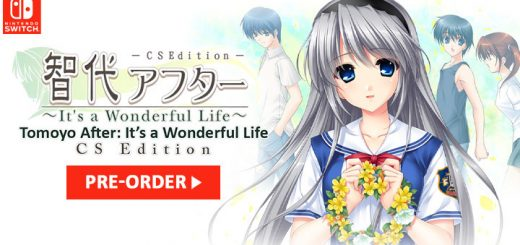 Tomoyo After: It's a Wonderful Life - CS Edition, Tomoyo After It's a Wonderful Life CS Edition, Clannad Sequel, Prototype, Nintendo Switch, release date, price, pre-order, Japan, English, physical release