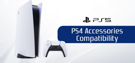 PlayStation, PlayStation 5, PS5, Sony, Sony Interactive Entertainment, update, PS4, PlayStation 4, compatibility, accessories