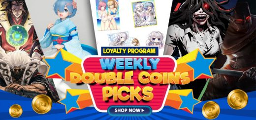 Double Coins, Loyalty Program, Playasia Loyalty Program
