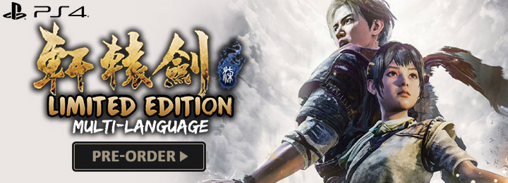 Xuan-Yuan Sword VII, Xuan-Yuan Sword, Multi-language, PS4, PlayStation 4, Asia, gameplay, features, release date, price, trailer, screenshots, Limited Edition