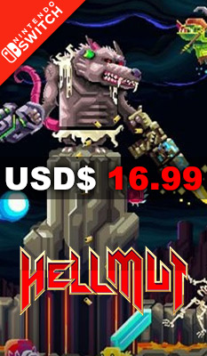 HELLMUT: THE BADASS FROM HELL Funbox Media