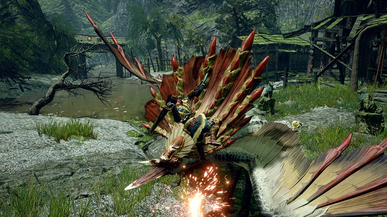 Monster Hunter Rise, Monster Hunter, pre-order, gameplay, features, price, Capcom, trailer, Nintendo Switch, Switch, Japan