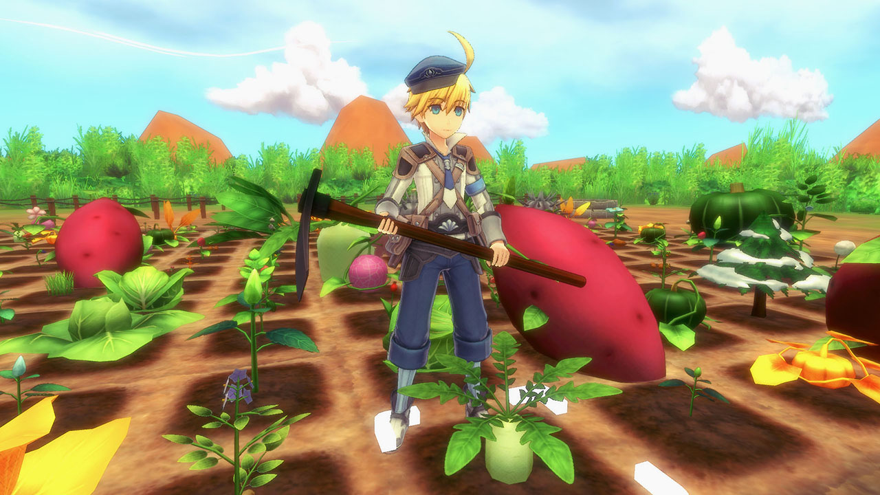 Rune Factory, Rune Factory 5, Nintendo Switch, Switch, Japan, Western regions, US, Europe, gameplay, features, release date, price, trailer, screenshots