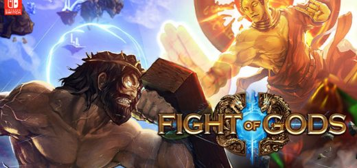 Fight of Gods, Fight of God, Nintendo Switch, Switch, Japan, Cosen, gameplay, features, release date, price, trailer, screenshots