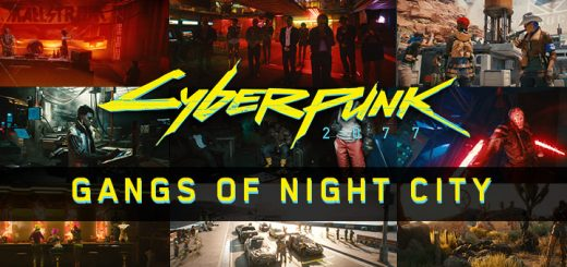 Cyberpunk 2077, xone, xbox one, ps4, playstation 4, EU, US, europe, north america, AU, australia, japan, asia, release date, gameplay, features, price, pre-order, cd projekt red, Night City Wire Episode 3, Gangs of Night City, Postcards of Night City
