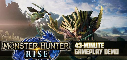 Monster Hunter Rise, Monster Hunter, pre-order, gameplay, features, price, Capcom, trailer, Nintendo Switch, Switch, Japan, news, update, TGS 2020, Tokyo Game Show, TGS
