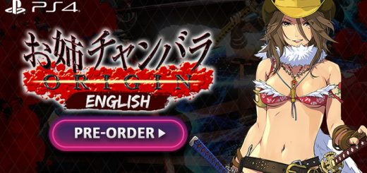 Onechanbara Origin, Asia, English, features, gameplay, multi-language, PlayStation 4, PS4, pre-order, price, release date