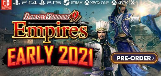 Dynasty Warriors 9 Empires, Dynasty Warriors, release date, platforms, PS5, PS4, Xbox Series, Xbox One, Nintendo Switch, PC, trailer, features, Koei Tecmo