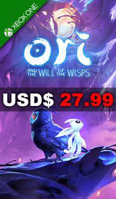 ORI AND THE WILL OF THE WISPS Microsoft