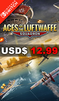 ACES OF THE LUFTWAFFE: SQUADRON THQ Nordic