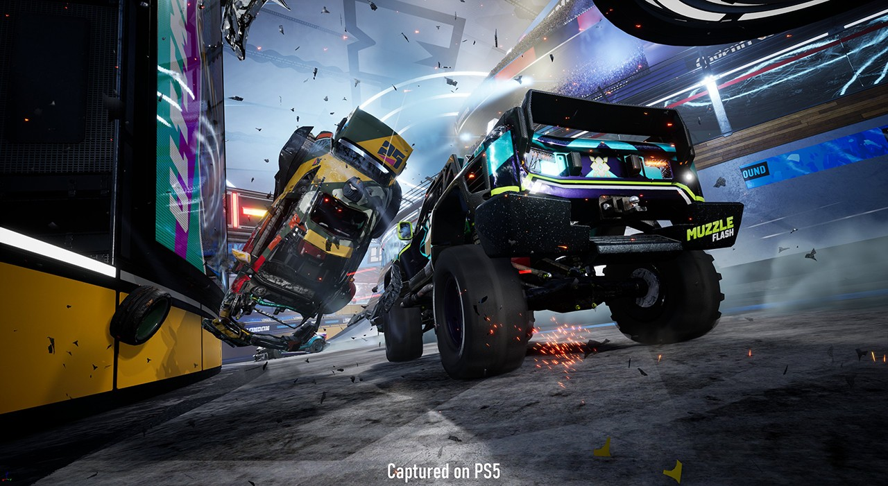 Destruction Allstars, Destruction AllStars, release date, gameplay, features, price, PS5, PlayStation 5, trailer, Lucid Games, Sony Interactive Entertainment, North America, Europe, Asia, Japan