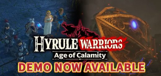 Hyrule Warriors, Hyrule Warriors: Age of Calamity, Nintendo Switch, Switch, US, Europe, Japan, Asia, gameplay, features, release date, price, trailer, screenshots, Nintendo, Koei Tecmo, update, demo