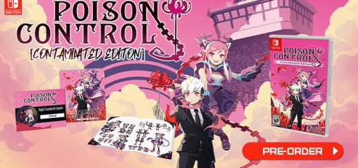 Poison Control [Contaminated Edition], Poison Control, Shoujo Jigoku no Doku Musume, Switch, Nintendo Switch, US, North America, release date, price, pre-order, features, Trailer, Screenshots, NIS America, Poison Control Contaminated Edition