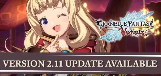 Granblue Fantasy, US, Europe, Japan, release date, trailer, screenshots, XSEED Games, Cygames, update, PlayStation 4, PS4, features, gameplay, update, Granblue Fantasy Versus, DLC, Cagliostro, version 2.11