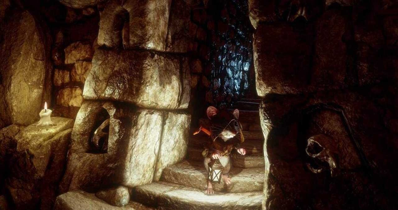 Ghost of a Tale, Ghost of a Tale : Collector's Edition, Ghost of a Tale Collectors Edition, PS4, PlayStation 4, gameplay, features, price, pre-order, Japan, Physical Version, Standard Edition, Plug In Digital, SeithCG