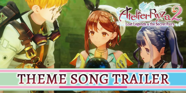 Atelier Ryza 2: Lost Legends & The Secret Fairy, Atelier, Atelier 2, PS4, Nintendo Switch, Japan, US, Asia, release date, price, pre-order, Limited Edition, Special Edition, Standard Edition, Atelier Ryza 2, Theme Song, Theme Song Trailer, Opening Movie, news