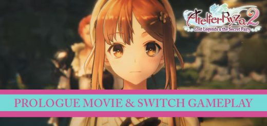 Atelier Ryza 2: Lost Legends & The Secret Fairy, Atelier, Atelier Ryza 2, PS4, Nintendo Switch, Japan, US, Asia, release date, price, pre-order, Limited Edition, Special Edition, Standard Edition, News, Update, Prologue Movie, Switch Gameplay