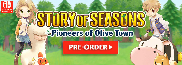 Story of Seasons, Marvelous, Story of Seasons: Pioneers of Olive Town, gameplay, features, release date, price, trailer, screenshots, Switch, Nintendo Switch