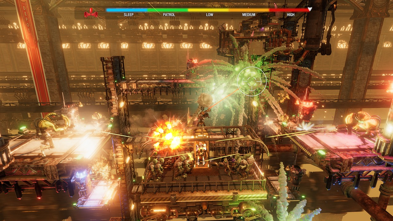 Oddworld Soulstorm, Oddworld: Soulstorm, Odd world: Soulstorm, Oddworld, Soulstorm, Oddworld Inhabitants, PS5, PlayStation 5, Japan, US, North America, Europe, Asia, release date, price, pre-order, Trailer, Screenshots