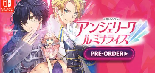 Angelique Luminarise, アンジェリーク ルミナライズ, Nintendo Switch, Angelique, otome game, video game, release date, trailer, Switch, physical release, Japan, Limited Edition, Standard Edition, Regular Edition, Koei Tecmo Games, Ruby Party, pre-order, treasure box, price