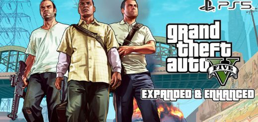 GTA V: Expanded & Enhanced, PS5, PlayStation 5, GTA V, GTA 5, Grand Theft Auto V, US, Europe, Rockstar Games, gameplay, features, release date, price, trailer, screenshots