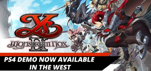 Ys IX: Monstrum Nox, NIS America, release date, trailer, features, PS4, PlayStation 4, pre-order, price, Pact Edition, demo, west, Falcom