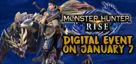 Monster Hunter Rise, Monster Hunter, pre-order, gameplay, features, price, Capcom, trailer, Nintendo Switch, Switch, Japan, US, Europe, update, digital event