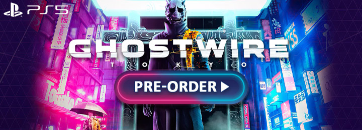Ghostwire Tokyo, PlayStation 5, PS5, US, Europe, Japan, Asia, Bethesda, Bethesda Softworks, gameplay, features, release date, price, trailer, screenshots