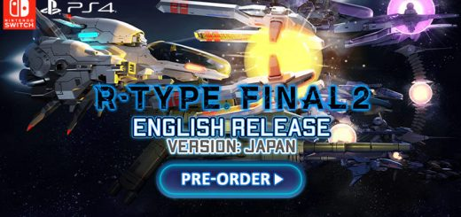R-Type Final 2, release date, features, English, Nintendo Switch, PS4, PlayStation 4, Limited Edition, Standard Edition, Regular Edition, price, pre-order