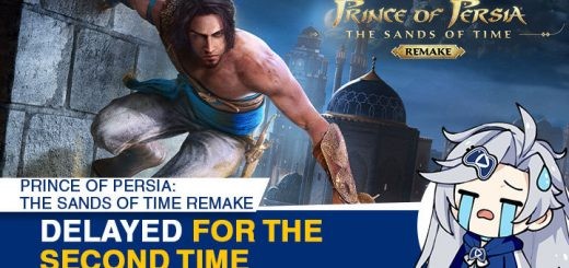 Prince of Persia: The Sands of Time Remake, Prince of Persia, PS4, XONE, XSX, US, Europe, Japan, Asia, PlayStation 4, Xbox One, Xbox Series X, Ubisoft, Prince of Persia: The Sands of Time, update, delayed