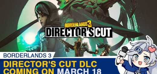 Borderlands 3, Borderlands, PS4, XONE, PlayStation 4, Xbox One, US, Europe, Australia, Japan, Asia, Chinese Subs, 2K Games, update, DLC, gameplay, features, release date, Director's Cut