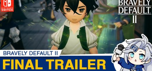Switch, Nintendo Switch, Japan, Release Date, Gameplay, Features, Price, pre-order now, Nintendo, Square Enix, trailer, screenshots, Bravely Default 2, Bravely Default II, Bravely Default 2020, News, Update, Final Trailer, Nintendo Direct Trailer