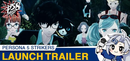 Persona, Persona 5 Strikers, PS4, PlayStation 4, West, Europe, US, North America, release date, price, pre-order, features, Trailer, Screenshots, Atlus, Omega Force, P-Studio, Persona V Strikers, news, update, Launch Trailer, Critic Review, Persona 5