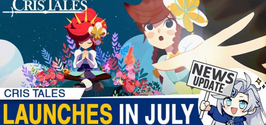 cris tales, dreams uncorporated, syck, modus games us, north america,europe, release date, gameplay, features, price,pre-order now, ps4, playstation 4, xone, xbox one, switch, nintendo switch, July Release, update, news
