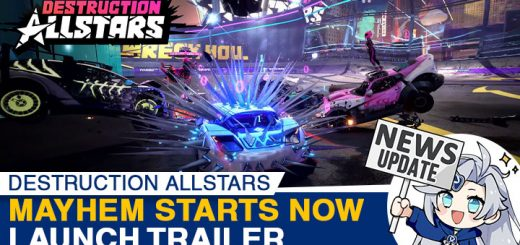 Destruction Allstars, Destruction AllStars, release date, gameplay, features, price, PS5, PlayStation 5, trailer, Lucid Games, Sony Interactive Entertainment, North America, Europe, Asia, Japan, news, update, Mayhem Starts Now Trailer, Launch Trailer
