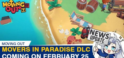 Moving Out, Move Out, Moves Out, PS4, XONE, Switch, PlayStation 4, Xbox One, Nintendo Switch, Europe, Team 17, Japan, US, gameplay, features, release date, price, trailer, screenshots, update, DLC, Movers in Paradise