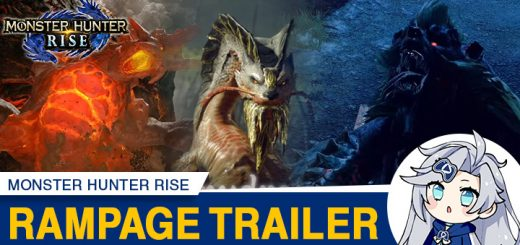 Monster Hunter Rise, Monster Hunter, pre-order, gameplay, features, price, Capcom, trailer, Nintendo Switch, Switch, Japan, update, news, US, North America, Europe