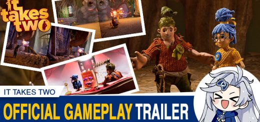 It Takes Two, It Takes 2, Hazelight, EA Games, PS4, PlayStation 4, XONE, Xbox One, Xbox Series X, Europe, US, North America, release date, price, pre-order, features, Trailer, Screenshots, Gameplay Trailer, Official gameplay, update, news