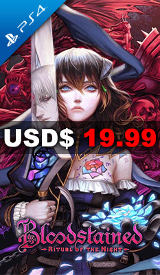 Bloodstained: Ritual of the Night 505 Games