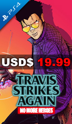 Travis Strikes Again: No More Heroes [Complete Edition] Marvelous