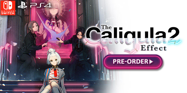 The Caligula Effect 2, The Caligula 2, Caligula Effect 2, FuRyu, NIS America, Historia, PS4, PlayStation 4, US, North America, Japan, release date, features, price, screenshots, trailer, pre-order, Caligula 2, カリギュラ2