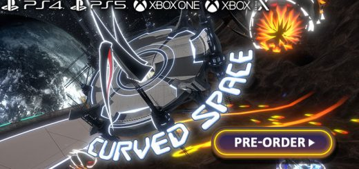 Curved Space, PlayStation 4, PS4, PS5, PlayStation 5, XONE, Xbox One, XSX, Xbox Series X, US, Pre-order, Europe, North America, gameplay, features, release date, price, trailer, screenshots, Maximum Games, Only By Midnight
