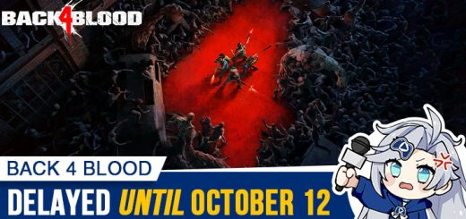 Back 4 Blood, Back For Blood, Back IV Blood, PlayStation 4, PS4, PS5, PlayStation 5, XONE, Xbox One, XSX, Xbox Series X, US, Pre-order, Turtle Rock Studios, Warner Bros. Interactive, gameplay, features, release date, price, trailer, screenshots, news, update, delayed