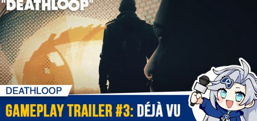 Deathloop, PS5, Playstation 5, Europe, North America, US, EU, Japan, Asia, Release Date, Gameplay Trailer, Features, Price, Pre-order, Bethesda Softworks, Arkane Studios, News, Update, Déjà vu Trailer, 3rd gameplay trailer, Gameplay Trailer 3